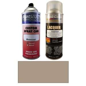 Silver Metallic Spray Can Paint Kit for 1995 Honda Prelude (YR 505M