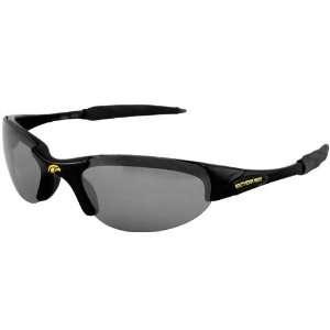 Southern Miss Golden Eagles Black Sport Sunglasses Sports