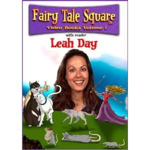 Fairy Tale Square Video Books Vol. 1: Leah Day, Francis Testa: Movies