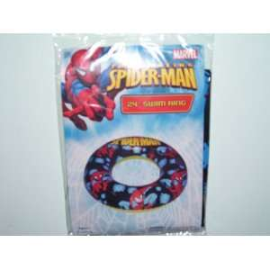 The Amazing Spider Man 24 Swim Ring Toys & Games