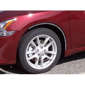 2010 Nissan Maxima 4pc. Wheel Well Trim Adhesive w/ Gasket Automotive