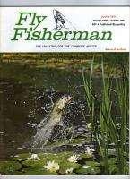FLY FISHERMAN MAGAZINE VOL 3 NO 1 1971