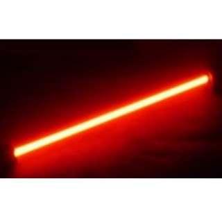 NEW 12 VOLT 15 RED GLOW NEON CAR LIGHT BAR TUBE 2015R