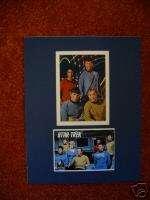 Star Trek, ORIGINAL SERIES, Collectible Postal Stamp