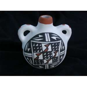 Native American Pueblo Pottery Vase  Acoma (133) Home