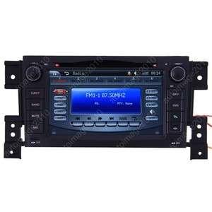 05 11 Suzuki Grand Vitara Car GPS Navigation Radio TV Bluetooth IPOD