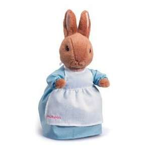 Classic Mrs Rabbit Peter Rabbit Doll Toy Toys & Games