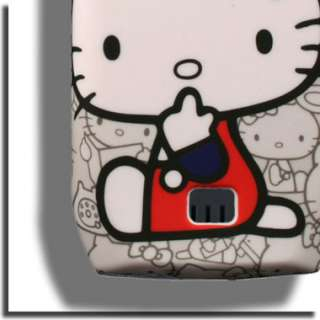 Case for Samsung Exhibit 4G SGH T759 T Mobile Hello Kitty Cover Skin C