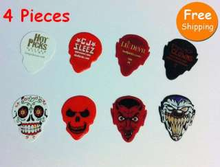 Halloween Vampire Skull Horror Scary Monster Guitar Pick (Cool Gift