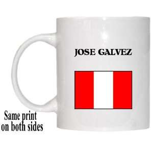 Peru   JOSE GALVEZ Mug: Everything Else