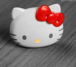 2GB Hello Kitty Cat Face Mini  Player RED Free ship