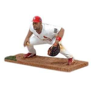 Albert Pujols #5 St Saint Louis Cardinals Grey Gray