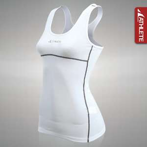 Women Compression Tops Base Layers Sleeveless T shirts