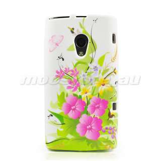 TPU GEL CASE COVER FOR SONY ERICSSON XPERIA X10 /35