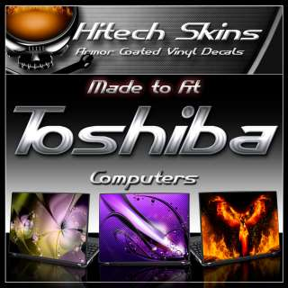 Laptop Notebook Skin Decal for Toshiba Qosmio x505 870