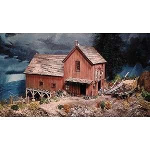 Campbell Scale Models HO Frederick J Hamilton Kit Toys