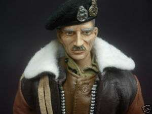 Custom British Field Marshal Bernard Montgomery WW2 by Dominic Chan