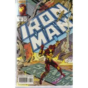 Iron Man, Vol. 1, No. 303, April 1994 John Byrne Books