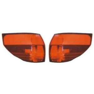 EAGLE EYES PAIR SET RIGHT & LEFT REAR/BACK TAIL LIGHTS TAILLIGHTS TAIL