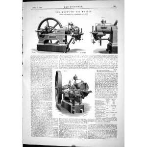 Forward Gas Engine Barker Birmingham Machinery: Home & Kitchen
