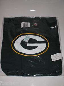 Green Bay Packers Canvas NFL Tote Bag