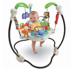 Fisher Price Luv U Zoo Baby Jumperoo Activity Gym NEW