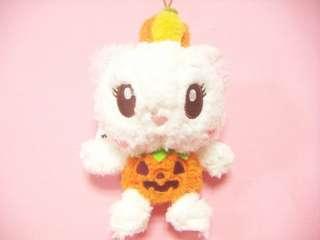 Marie Halloween Style Plush / Japan SEGA Amusement Cute Doll