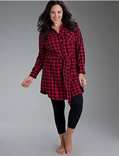 product,entityNameBuffalo plaid flannel sleep shirt