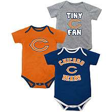 Chicago Bears Infant Clothing   Buy Infant Bears Apparel, Jerseys at
