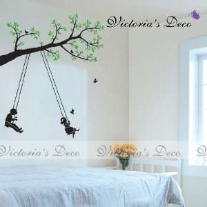 Home Decor Mural Art Wall Paper Stickers   Childhoods
