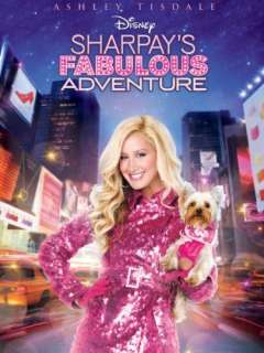 Sharpays Fabulous Adventure Ashley Tisdale, Austin