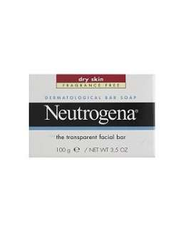 Neutrogena unscented dry skin soap   Boots