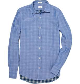 Clothing  Casual shirts  Casual shirts  Plaid Lined