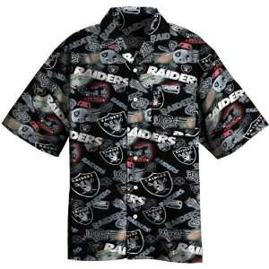 Oakland Raiders Tailgate Party Camp Shirt