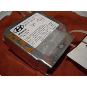 Body Computer BCU  XG SERIES 01 02 Air Bag; (center dash