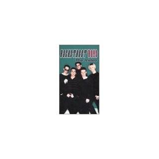 All Access [VHS] Brian Littrell, Nick Carter, Howie