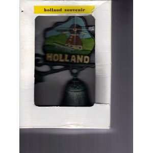 Holland Cast Iron Bell