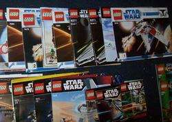 Huge Lego Lot over 70 lbs Star Wars and more free shipping