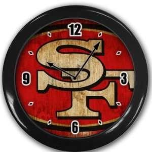 San Francisco Giants Wall Clock Black Great Unique Gift
