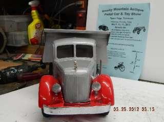 1950 Smith Miller RED DIAMOND L Mack Dump TRK