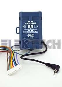 PAC SWI JACK STEERING WHEEL CONTROL 4 ALPINE IDA X305S