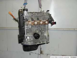 Vw Polo 6N2 Motor AUD 1,4L 44kW 60PS 91Tkm Lupo Seat Arosa