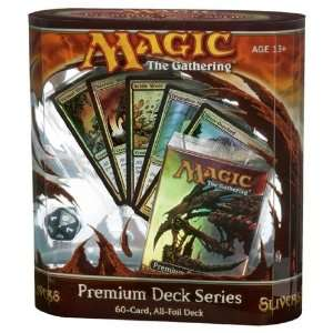Gathering Limited Edition Premium Deck Series SLIVERS Toys & Games