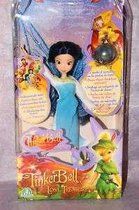 Disney Fairies Tinkerbell Silberhauch mit Mondstein