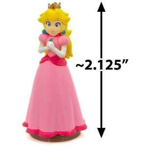 Princess Peach ~2.125 Mini Figure [Super Mario Choco Egg Mini Figure