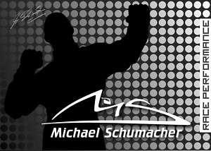 F1 World Champion Michael Schumacher Fahne Flagge NEU