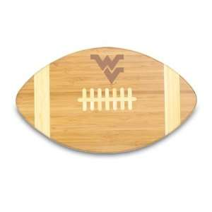 West Virginia Mountaineers Touchdown Cutting Board