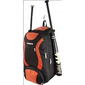 Worth TBBACK Large Backpack Travel Bag Texas Orange