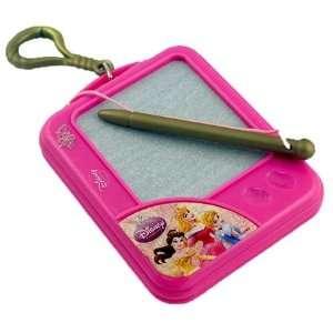 Disney Princess Magic Draw Zipper Pull Toys & Games