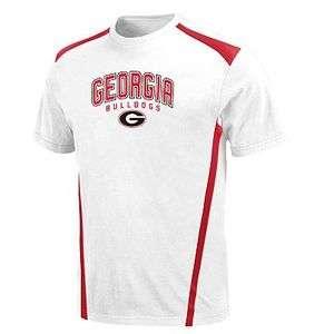 BUY 1 GET 1 FREE GEORGIA BULLDOGS NCAA Performance Sideline Tee T